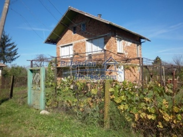 11603:1 - Very nice and cheap country house near Montana and Vratsa