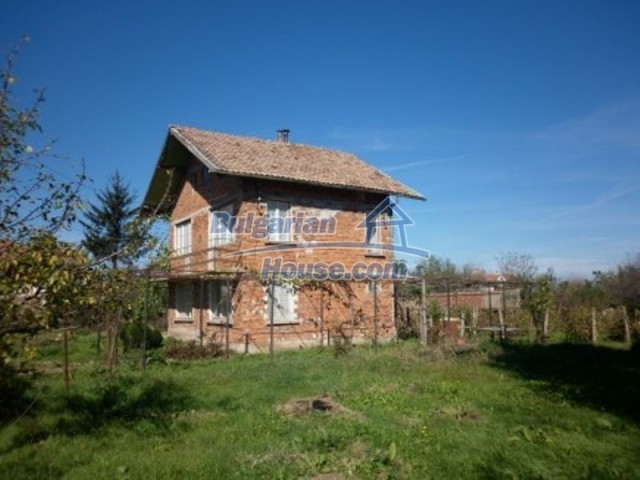 11603:4 - Very nice and cheap country house near Montana and Vratsa