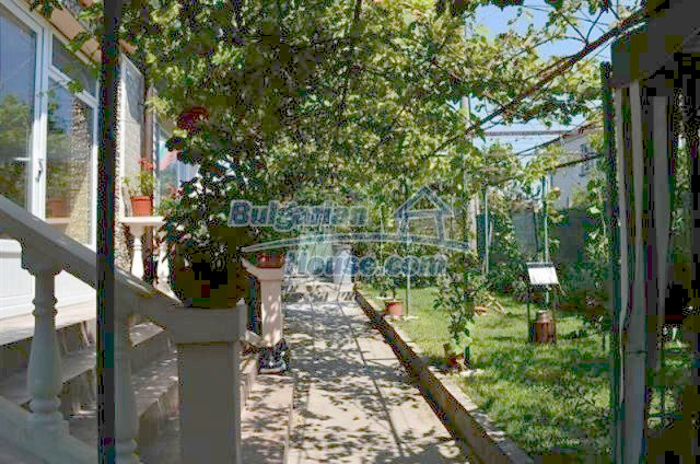 11606:2 - Beautiful furnished house with a sea view 10 km from Burgas