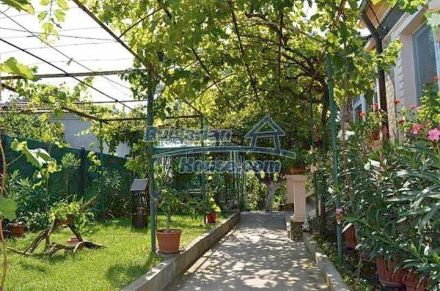 11606:5 - Beautiful furnished house with a sea view 10 km from Burgas