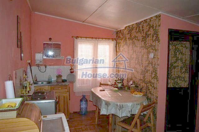 11606:10 - Beautiful furnished house with a sea view 10 km from Burgas