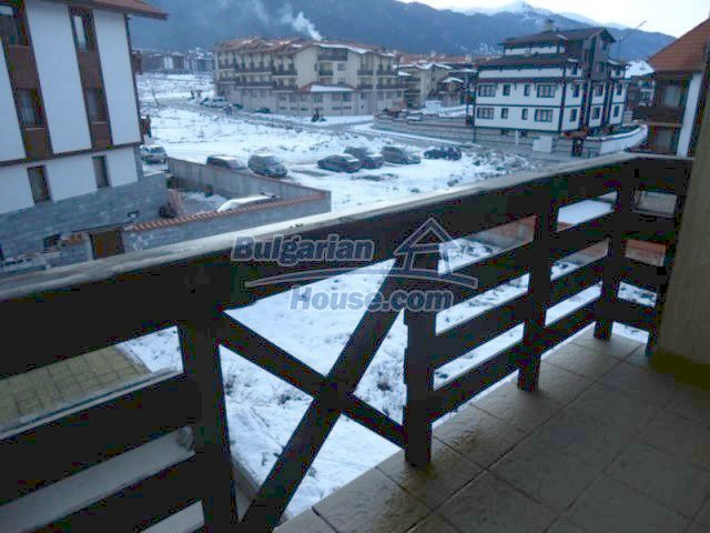11615:10 - Furnished apartment in the stunning Bansko ski resort