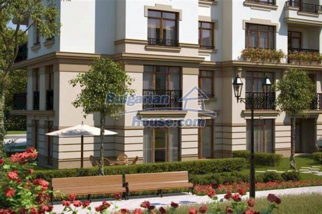 11622:6 - Perfectly maintained furnished seaside apartments in Pomorie