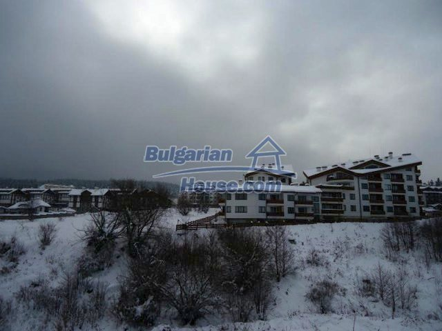11644:15 - Elegant partially furnished apartment in Bansko near ski lift