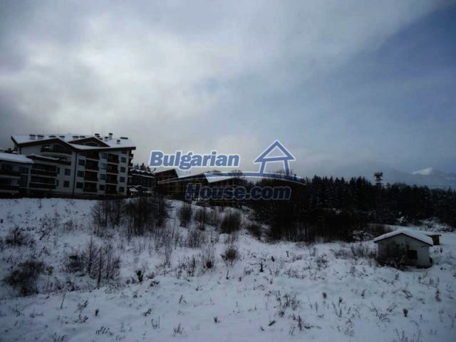 11644:16 - Elegant partially furnished apartment in Bansko near ski lift
