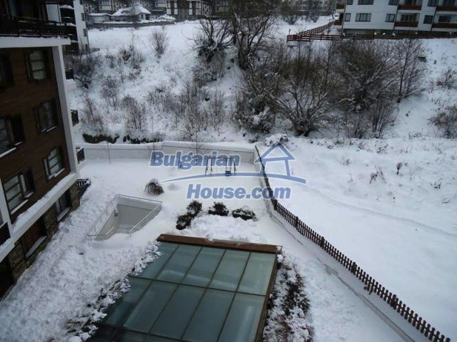 11644:17 - Elegant partially furnished apartment in Bansko near ski lift