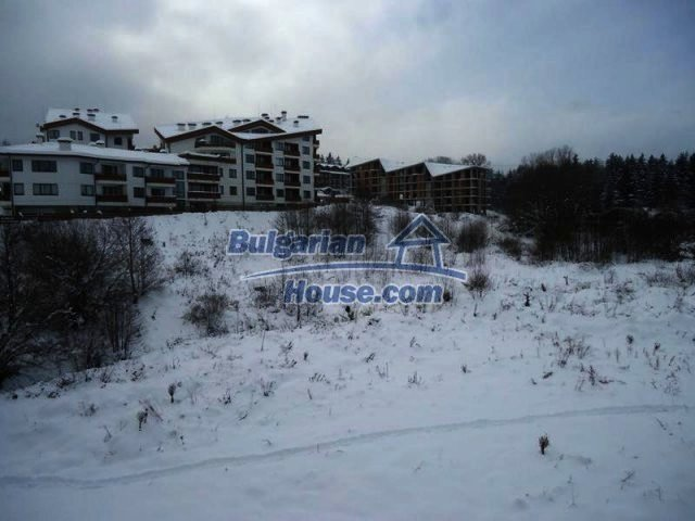 11644:19 - Elegant partially furnished apartment in Bansko near ski lift