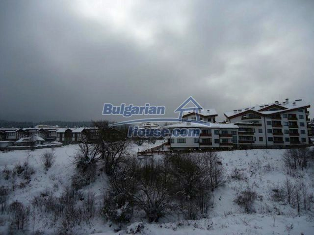 11644:20 - Elegant partially furnished apartment in Bansko near ski lift