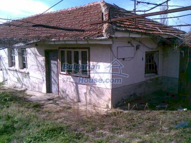 11647:2 - Nice cozy house with a summer kitchen and a garden - Elhovo