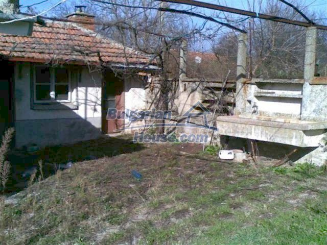 11647:5 - Nice cozy house with a summer kitchen and a garden - Elhovo
