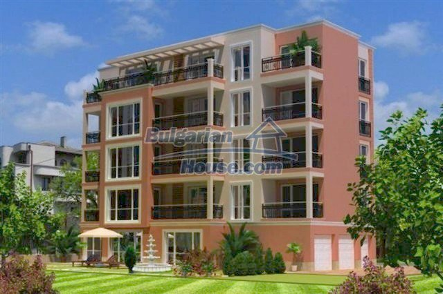 11651:3 - Coastal apartments of various sizes in Bourgas city