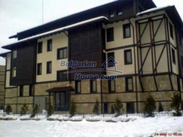 11655:1 - Cheap partially furnished studio in Bansko