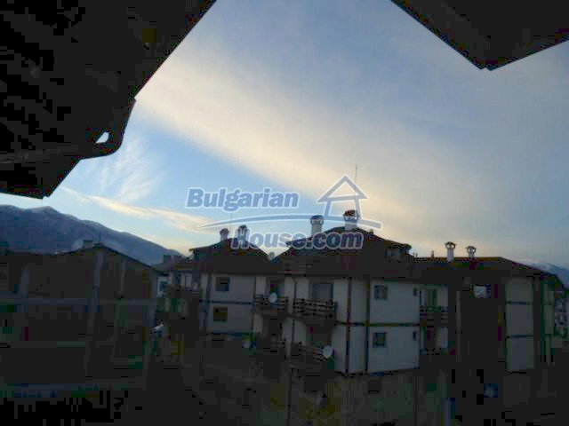 11655:7 - Cheap partially furnished studio in Bansko