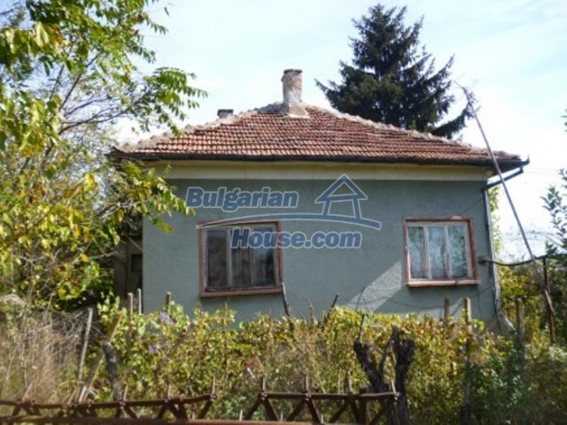 11668:1 - Two nice cheap houses and a huge garden 25 km from Danube River