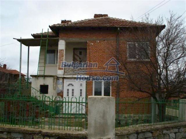 11685:2 - Cheap rural house in an exceptionally nice Bulgarian countryside