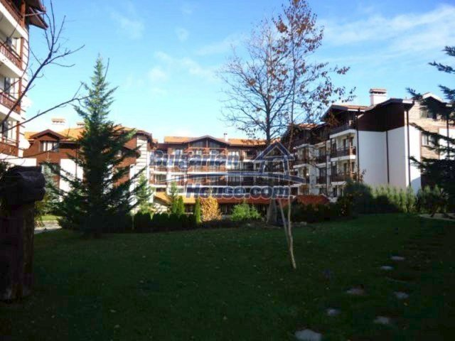 11690:13 - Elegant furnished studio with stunning panorama in Bansko