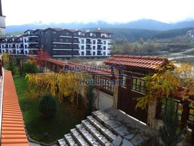 11690:14 - Elegant furnished studio with stunning panorama in Bansko