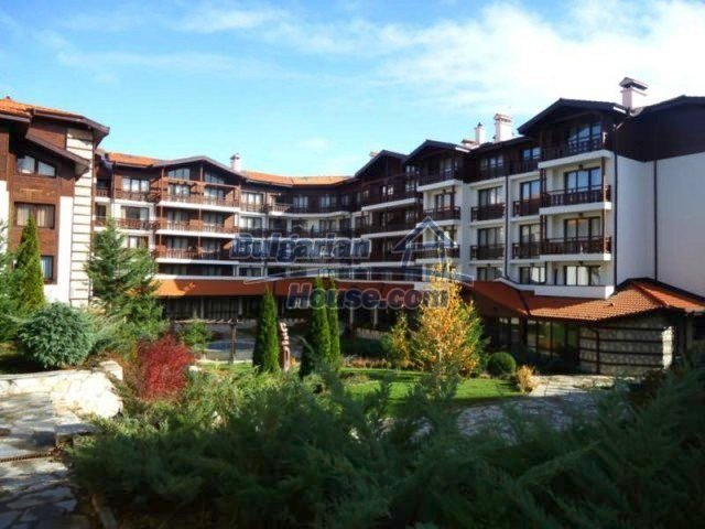 11690:15 - Elegant furnished studio with stunning panorama in Bansko