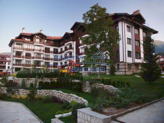 11690:16 - Elegant furnished studio with stunning panorama in Bansko