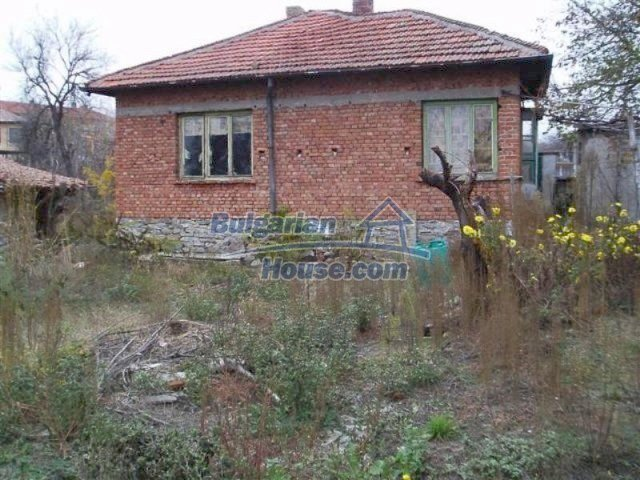 11700:25 - Two nice maintained houses with large plots of land near Elhovo
