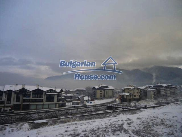 11713:5 - Lovely compact and comfortable studio in Bansko