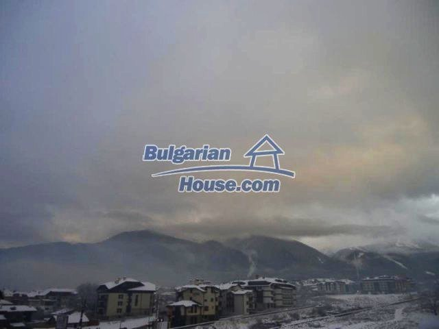 11713:7 - Lovely compact and comfortable studio in Bansko