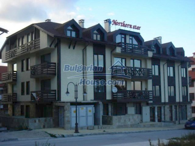 11713:10 - Lovely compact and comfortable studio in Bansko