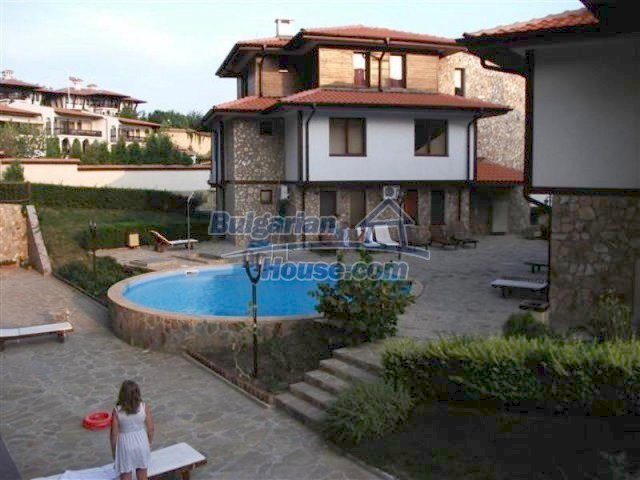 11714:1 - Enchanting apartment only 20 m from the beach in Saint Vlas