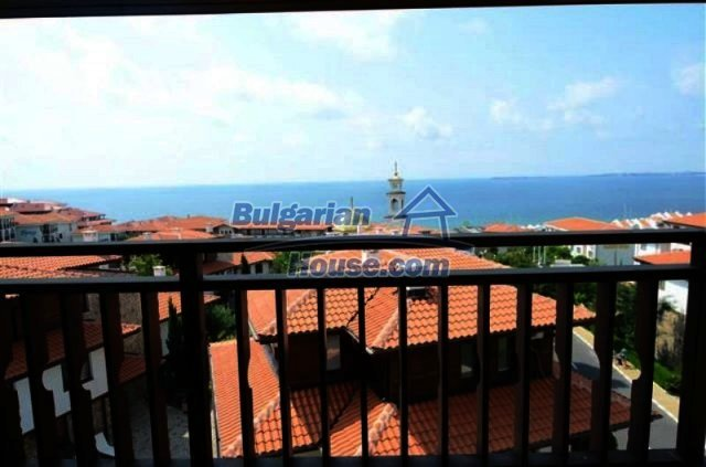 11714:7 - Enchanting apartment only 20 m from the beach in Saint Vlas