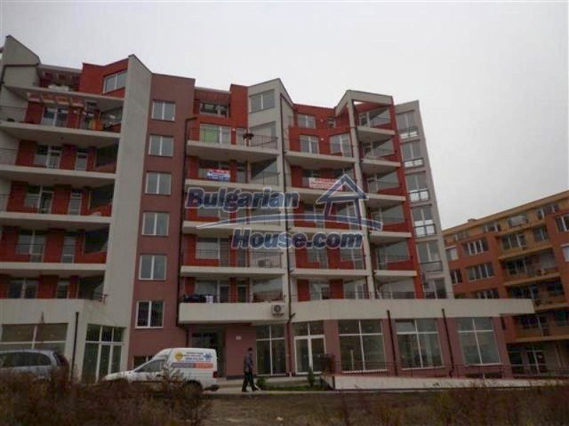 11715:2 - Brand new structurally finished apartment in Bourgas city