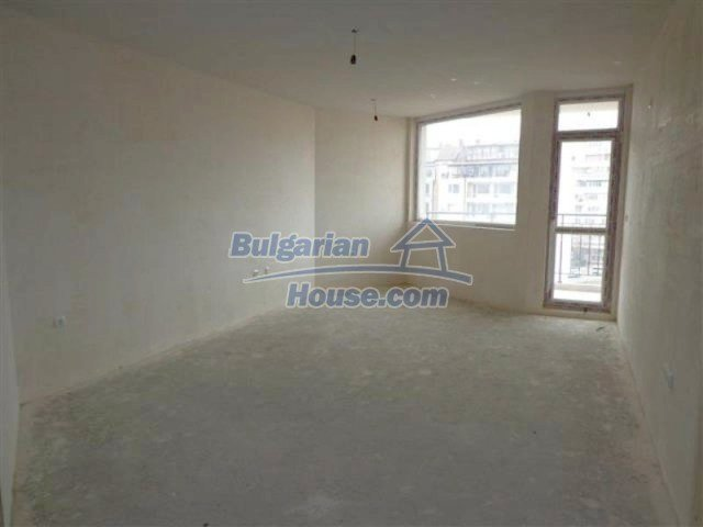 11715:8 - Brand new structurally finished apartment in Bourgas city