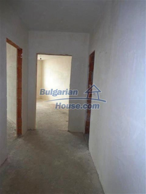 11715:16 - Brand new structurally finished apartment in Bourgas city