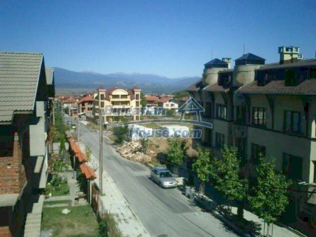 11716:2 - Partly furnished apartment in Bansko with sophisticated design