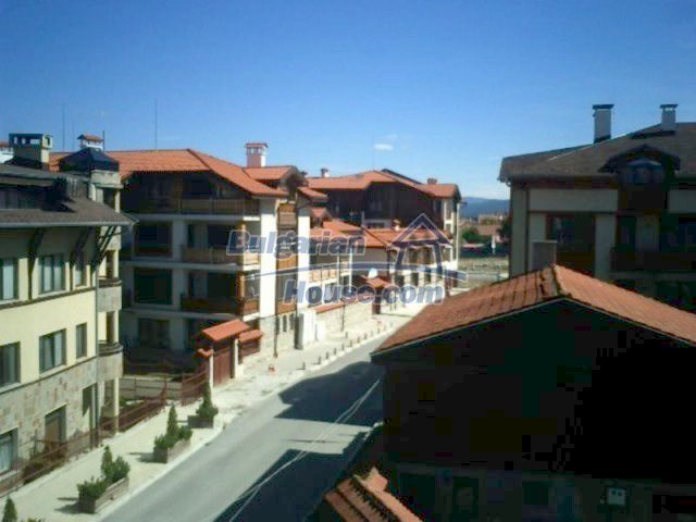 11716:11 - Partly furnished apartment in Bansko with sophisticated design