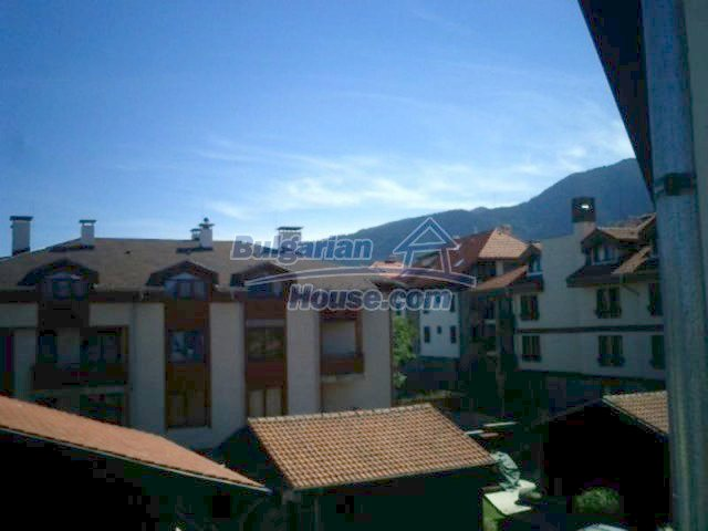 11716:12 - Partly furnished apartment in Bansko with sophisticated design