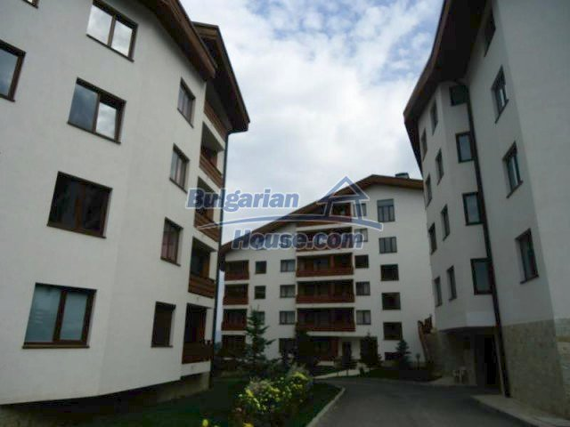 11724:22 - Apartment in Bansko with comfortable and stylish furniture