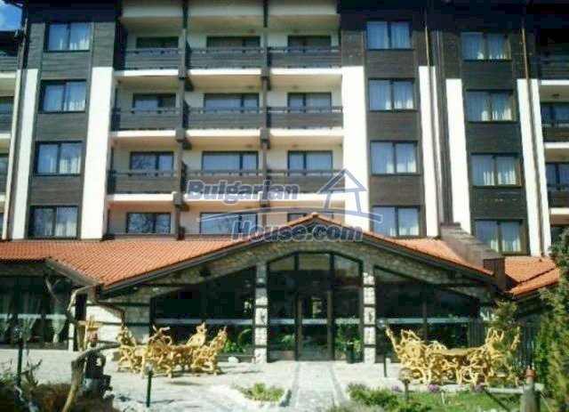 11732:1 - Attractive furnished apartment in Bansko – enthralling panorama