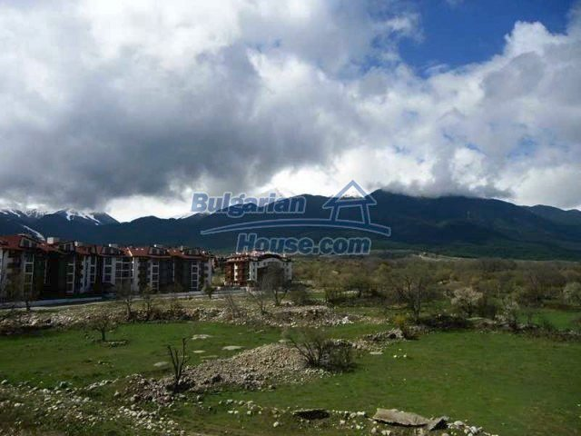 11732:21 - Attractive furnished apartment in Bansko – enthralling panorama