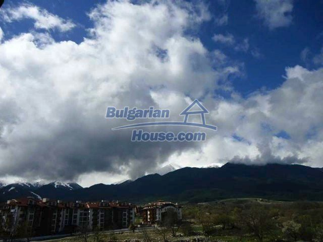 11732:24 - Attractive furnished apartment in Bansko – enthralling panorama