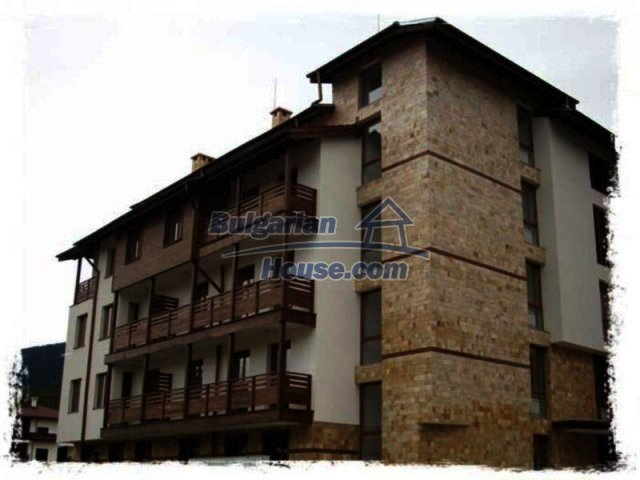 11735:1 - Compact stylish apartment in Bansko at low price