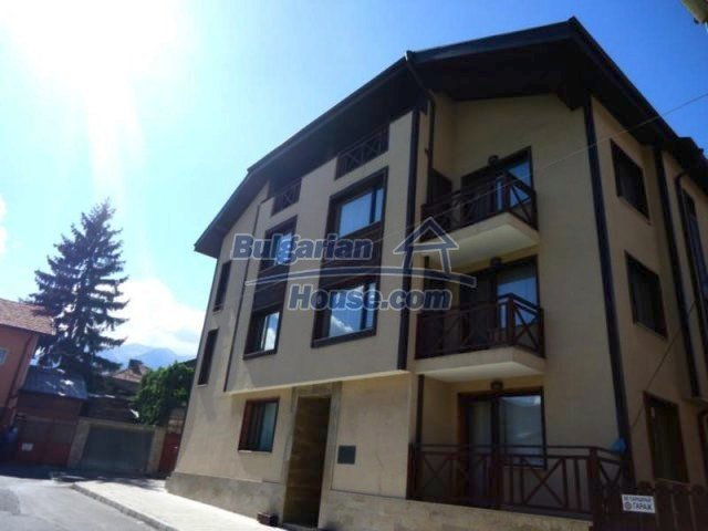 11736:15 - Cozy furnished apartment in the splendid Bansko ski resort