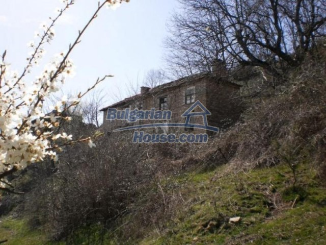 11739:4 - Sunny charming house in the mountains near Kardzhali