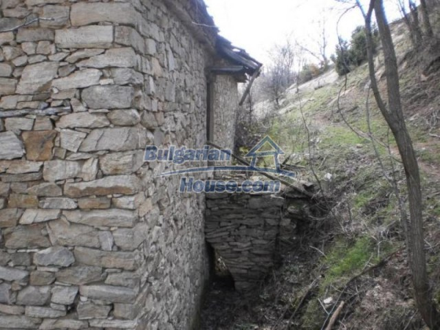 11739:8 - Sunny charming house in the mountains near Kardzhali