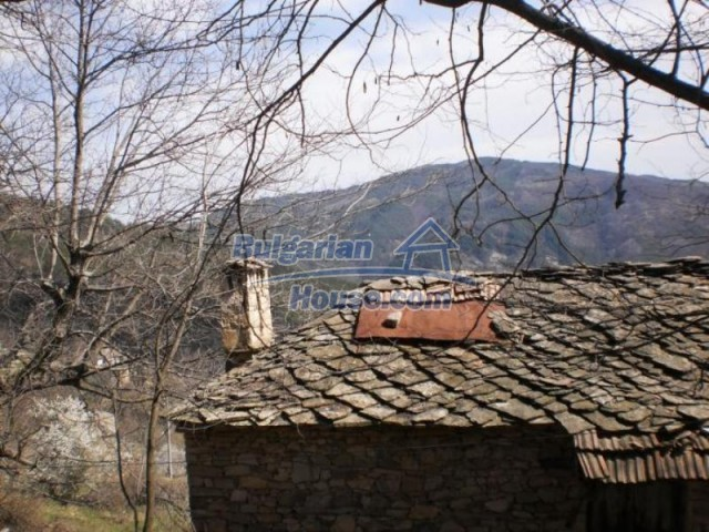 11739:10 - Sunny charming house in the mountains near Kardzhali