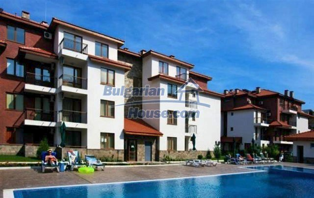 11745:2 - Beautiful two-bedroom apartment near Nessebar and Ravda
