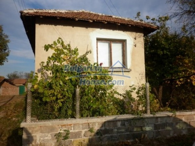 11758:1 - Nice sunny rural house near Vratsa at low price