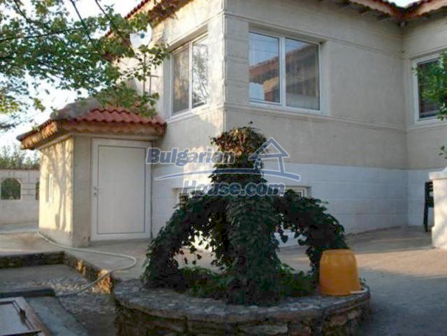 11771:5 - Spacious seaside house with a landscaped yard near Shabla