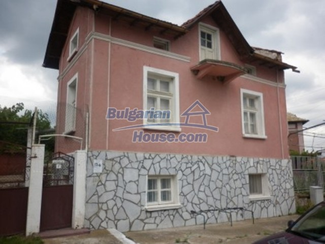 11774:1 - Sunny house with furniture and big garden - Vratsa
