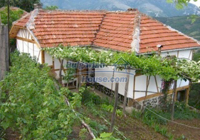 11785:1 - Low-priced property with breathtaking views near Vratsa