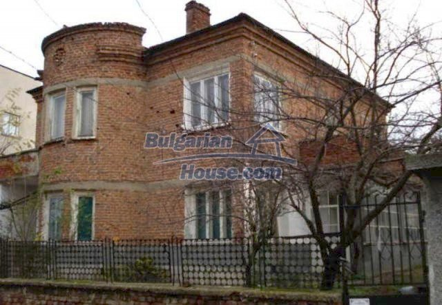 11816:1 - Spacious nice family house in Elhovo town